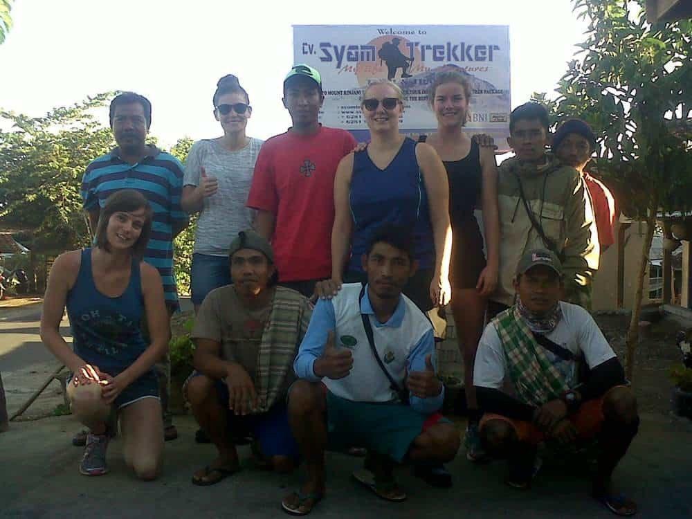 About Us Syam Trekker