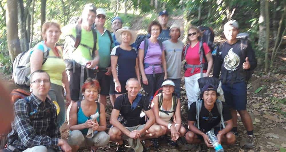Syam Trekker Group Package 12 person