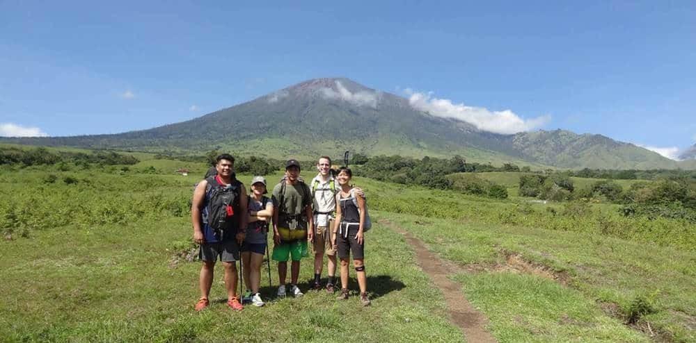 Trekking Sembalun