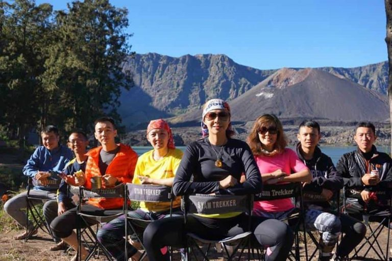 Mount Rinjani Trek Prices 2018