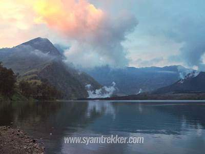 4D-3N LAKE – SUMMIT RINJANI